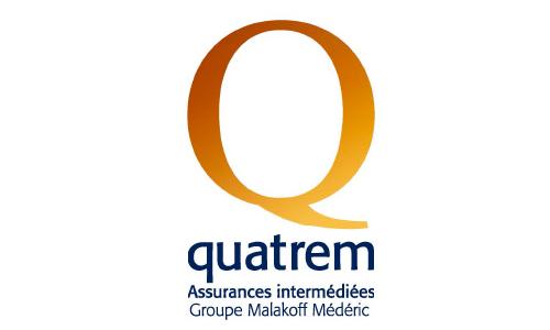 Logo Quatrem Drevet Assurances